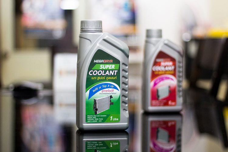 คูแลนท์ (Coolant) หรือ น้ำยาหล่อเย็น